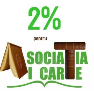 2% pentru asociatia ai carte
